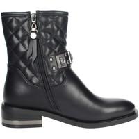Topánky Ženy Polokozačky Braccialini I125 Black