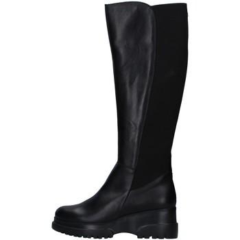 Topánky Ženy Čižmy do mesta CallagHan 27208 BLACK