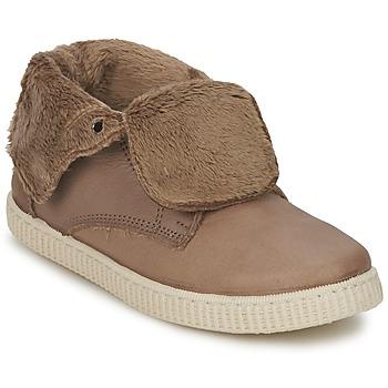 Topánky Dievčatá Členkové tenisky Chipie SABRINA Béžová