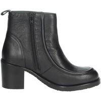 Topánky Ženy Polokozačky Paola Ferri D7533 Black
