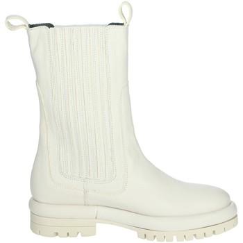Topánky Ženy Polokozačky Paola Ferri D7528 Creamy white