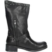Topánky Ženy Polokozačky Pregunta BA537 Black