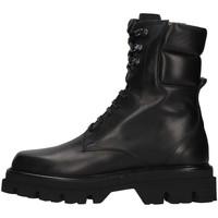 Topánky Ženy Čižmičky Triver Flight 488-04B BLACK