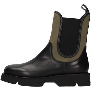 Topánky Ženy Čižmičky Triver Flight 447-06B BLACK