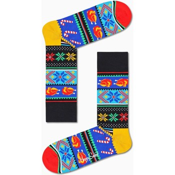 Doplnky Ponožky Happy Socks Chaussettes  Happy Holiday Sock multicolore