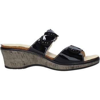 Topánky Ženy Šľapky Susimoda 1611 čierna