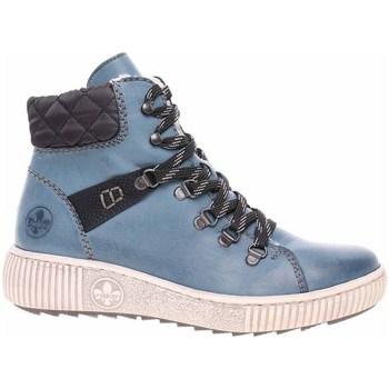 Topánky Ženy Derbie & Richelieu Rieker Z663914 Modrá
