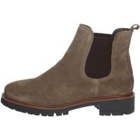 Topánky Ženy Polokozačky Pregunta IS232106M Brown Taupe