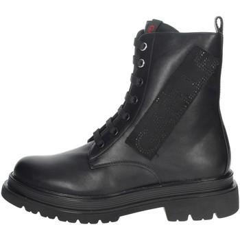 Topánky Ženy Polokozačky GaËlle Paris G-1232 Black