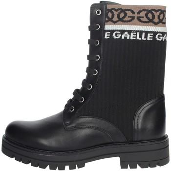 Topánky Ženy Polokozačky GaËlle Paris G-1161 Black
