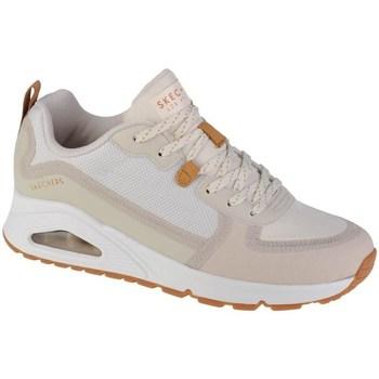 Topánky Ženy Nízke tenisky Skechers Uno Layover Béžová
