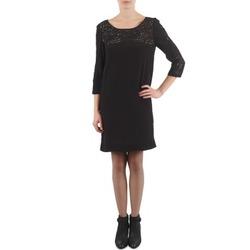 Oblečenie Ženy Krátke šaty Stella Forest ZRO045 Čierna