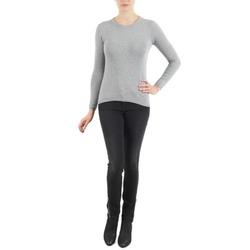 Oblečenie Ženy Džínsy Slim School Rag PHOEBE SUPER SLIM COMFORT Čierna