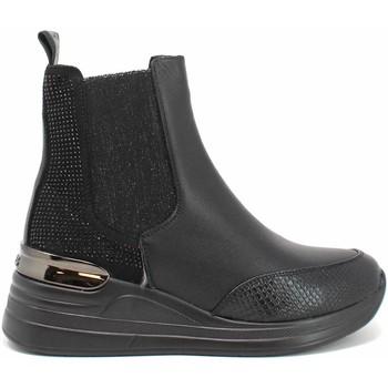 Topánky Ženy Čižmičky Keys K-5515 čierna