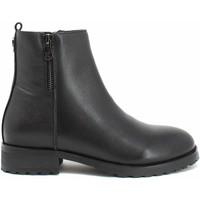 Topánky Ženy Polokozačky Keys K-5691 čierna