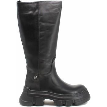 Topánky Ženy Čižmy do mesta Keys K-5743 čierna