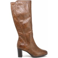 Topánky Ženy Čižmy do mesta Marco Tozzi 2-2-25514-27 Hnedá