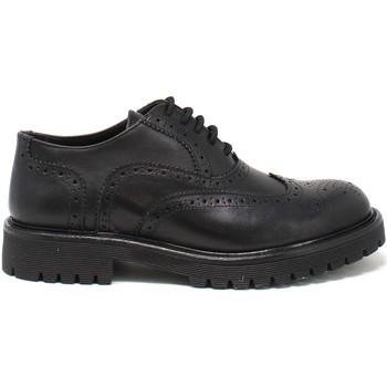Topánky Muži Espadrilky Exton 775 čierna