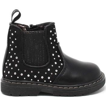 Topánky Deti Polokozačky Balducci BS2962 čierna