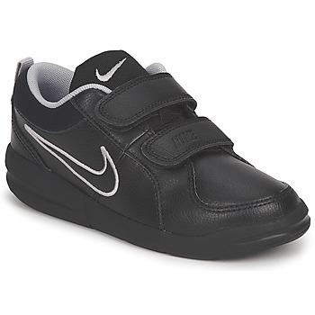 Topánky Deti Nízke tenisky Nike PICO 4 PSV Čierna / Šedá