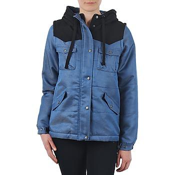 Oblečenie Ženy Parky Nikita EXPLORER Modrá
