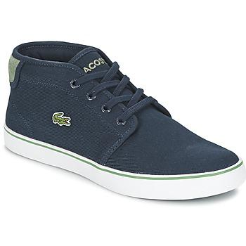 Topánky Chlapci Členkové tenisky Lacoste AMPTHILL 116 2 Námornícka modrá
