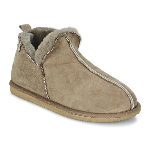 Topánky Muži Papuče Shepherd ANTON Béžová