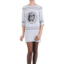 Oblečenie Ženy Krátke šaty Brigitte Bardot BB43121 šedá