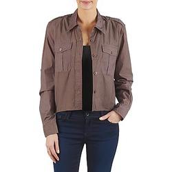 Oblečenie Ženy Košele a blúzky Brigitte Bardot BB43077 Hnedá
