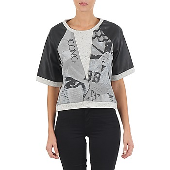 Oblečenie Ženy Mikiny Brigitte Bardot BB43025 Šedá