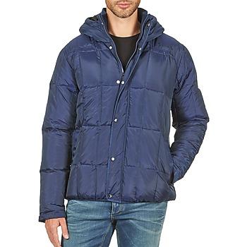 Oblečenie Muži Vyteplené bundy Bench QUOTA Modrá