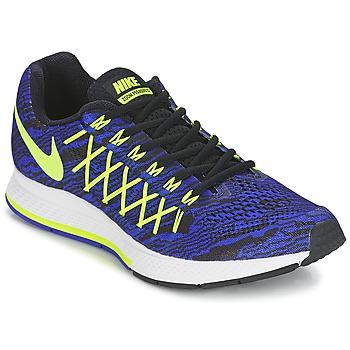 Topánky Muži Bežecká a trailová obuv Nike AIR ZOOM PEGASUS 32 PRINT Modrá