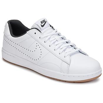 Topánky Ženy Nízke tenisky Nike TENNIS CLASSIC ULTRA LEATHER W Biela / čierna