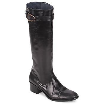 Topánky Ženy Čižmy do mesta Stephane Gontard VERONIQUE čierna