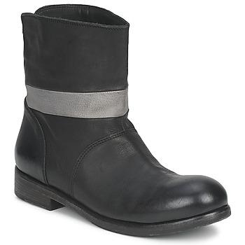 Topánky Ženy Polokozačky OXS RAVELLO YURES Čierna