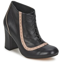 Topánky Ženy Čižmičky Sarah Chofakian SALUT čierna
