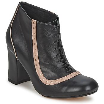 Topánky Ženy Nízke čižmy Sarah Chofakian SALUT Čierna