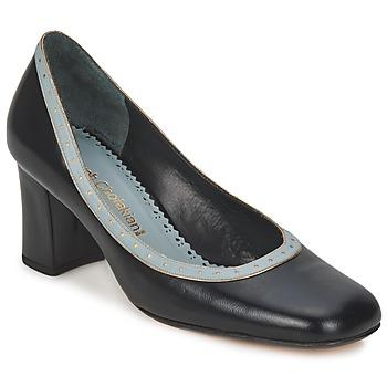 Topánky Ženy Lodičky Sarah Chofakian SHOE HAT čierna / ET  / Modrá
