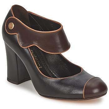 Topánky Ženy Lodičky Sarah Chofakian DALI čiernohnedá kávová
