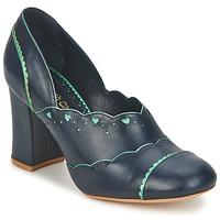 Topánky Ženy Lodičky Sarah Chofakian SCHIAP Námornícka modrá / Zelená mentolová