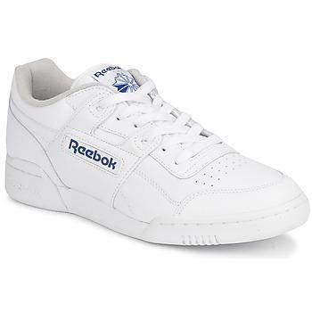 Topánky Nízke tenisky Reebok Classic WORKOUT PLUS Biela