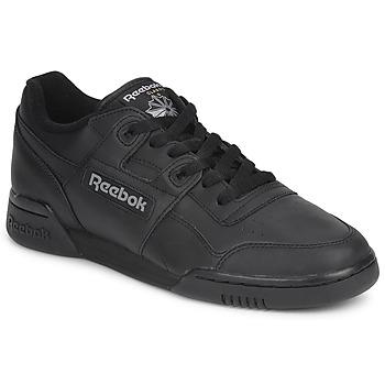 Topánky Nízke tenisky Reebok Classic WORKOUT PLUS Čierna