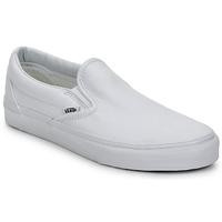 Topánky Slip-on Vans CLASSIC SLIP ON Biela