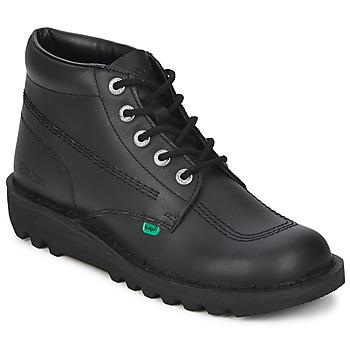 Topánky Muži Čižmičky Kickers KICK HI Čierna