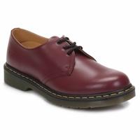 Topánky Derbie Dr Martens 1461 3-EYE SHOE Cherry