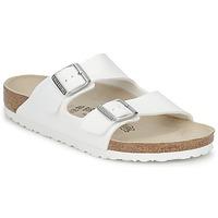 Topánky Šľapky Birkenstock ARIZONA Biela