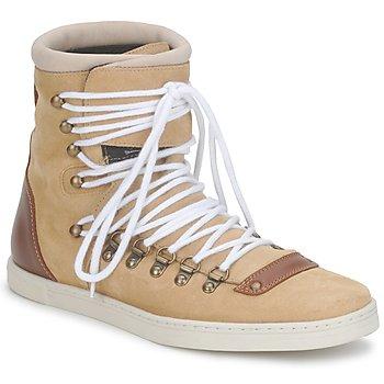 Topánky Muži Polokozačky Swear DUKE béžová / hnedá