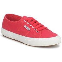 Topánky Nízke tenisky Superga 2750 COTU CLASSIC Červená