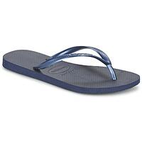 Topánky Ženy Žabky Havaianas SLIM Námornícka modrá