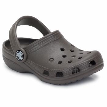 Topánky Deti Nazuvky Crocs KIDS CLASSIC CAYMAN Čokoládová